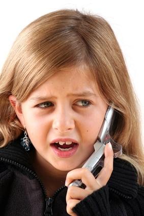 cyberbully victim girl