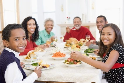 Thanksgiving Finding Peace Through Giving Thanks Fathering Magazine