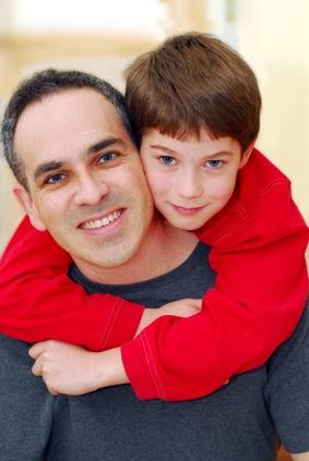 father custody