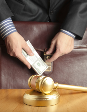 NGO Money Corrupts African Legal Systems