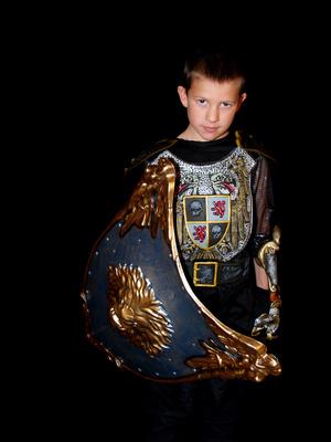 dragon slayer boy