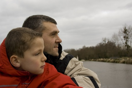 father-with-son