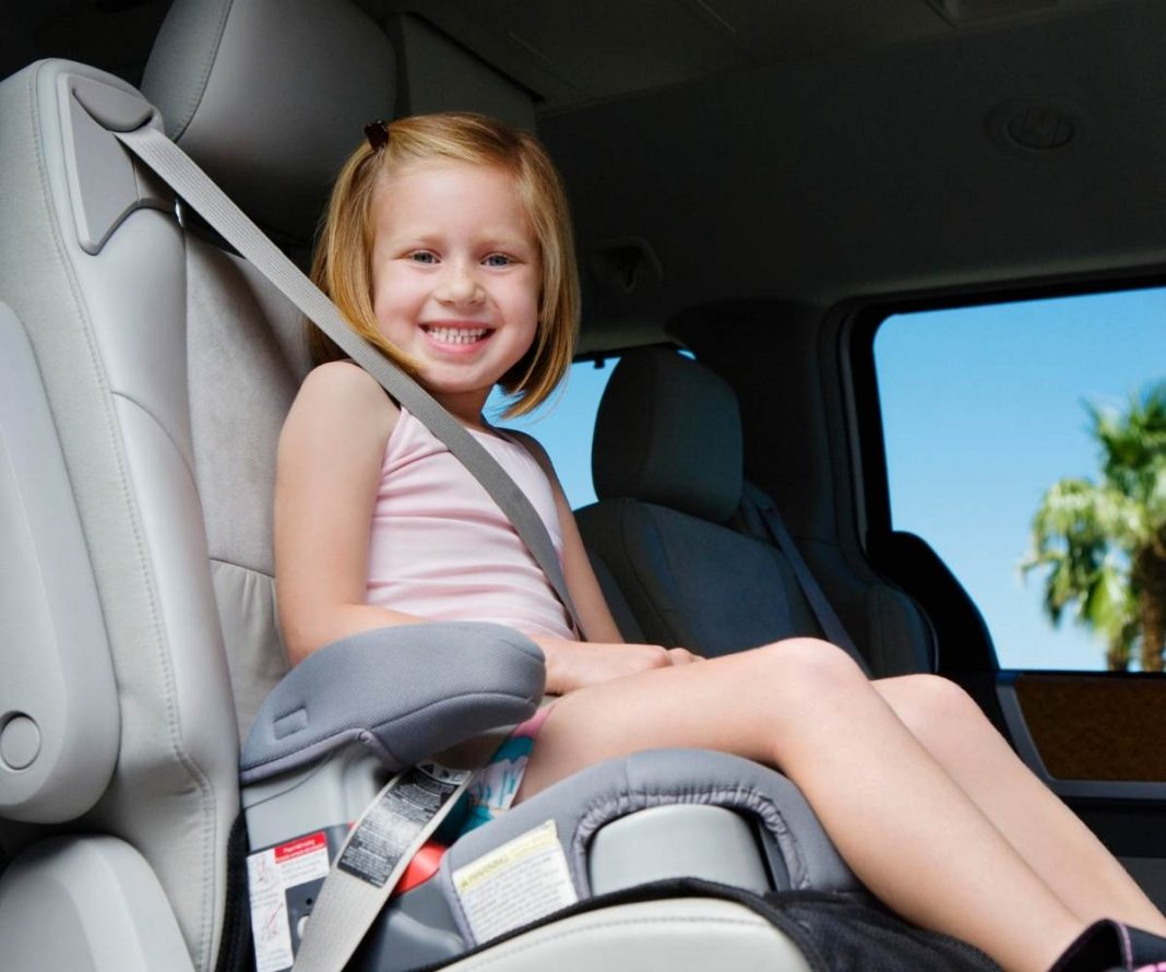 Best Car Seat for 5 Year Old Kids