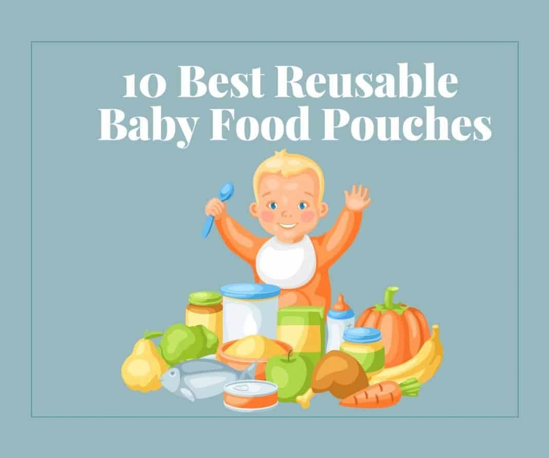 10 Best Reusable Baby Food Pouches