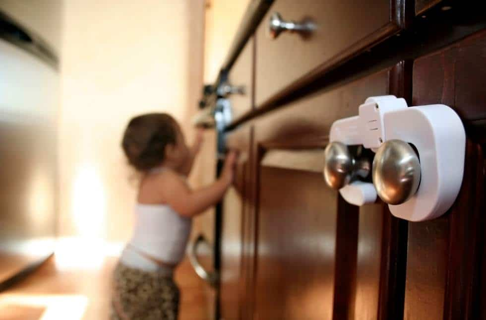 12 Best Cabinet Locks to Protect Your Child