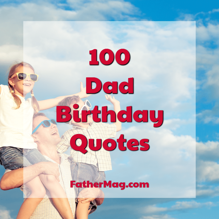dad birthday quotes and wishes