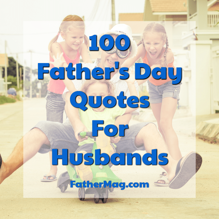 best Father's day quotes for husbands