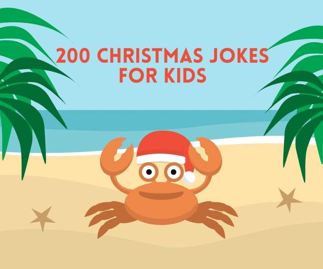 200 Christmas Jokes For Kids
