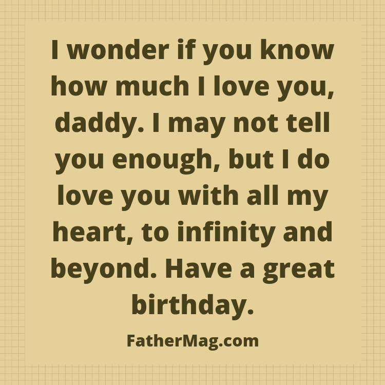 dad birthday quotes