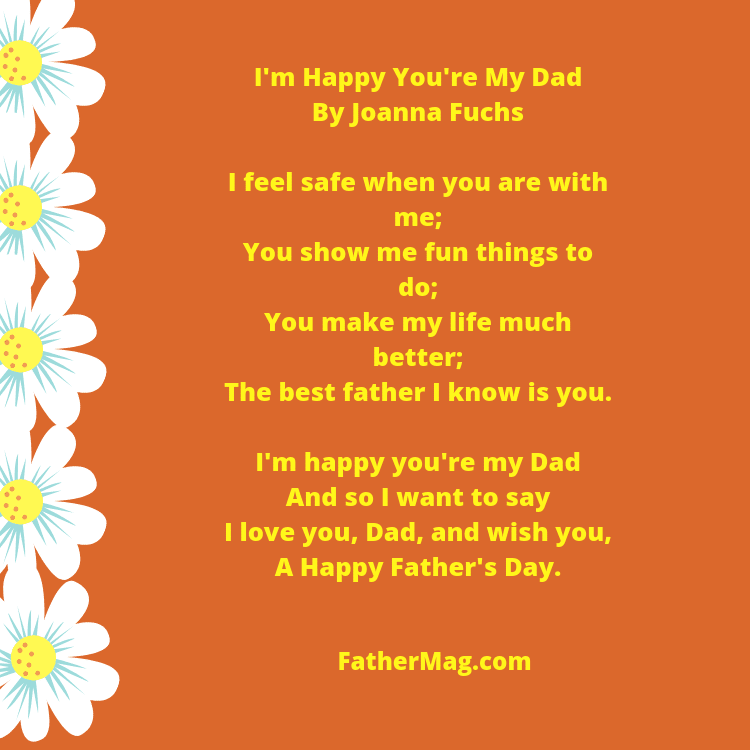 father poem