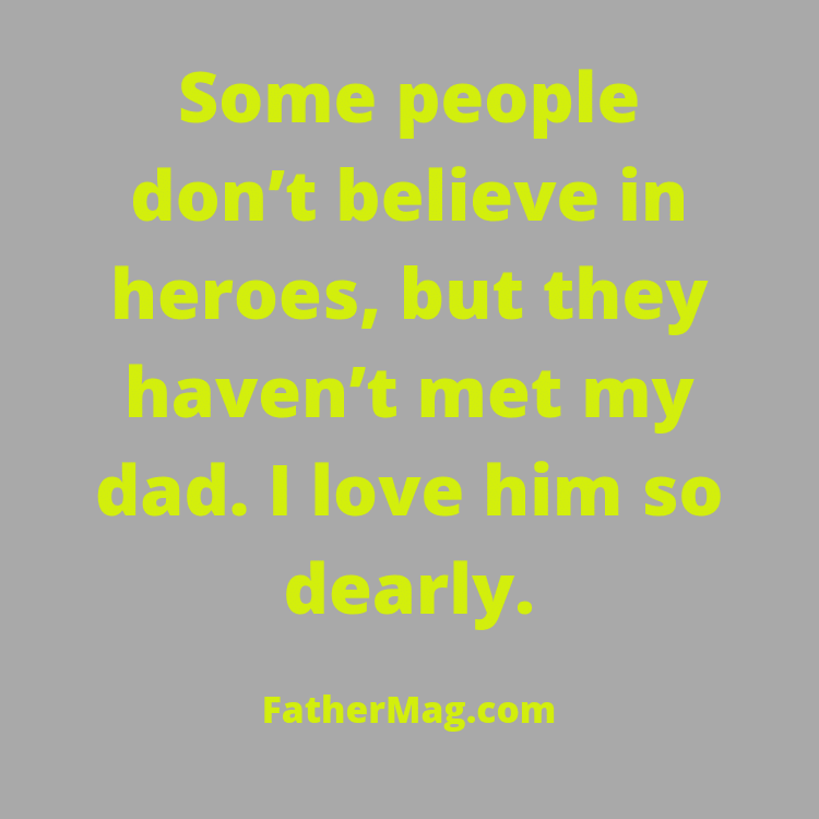 i love my daddy quotes