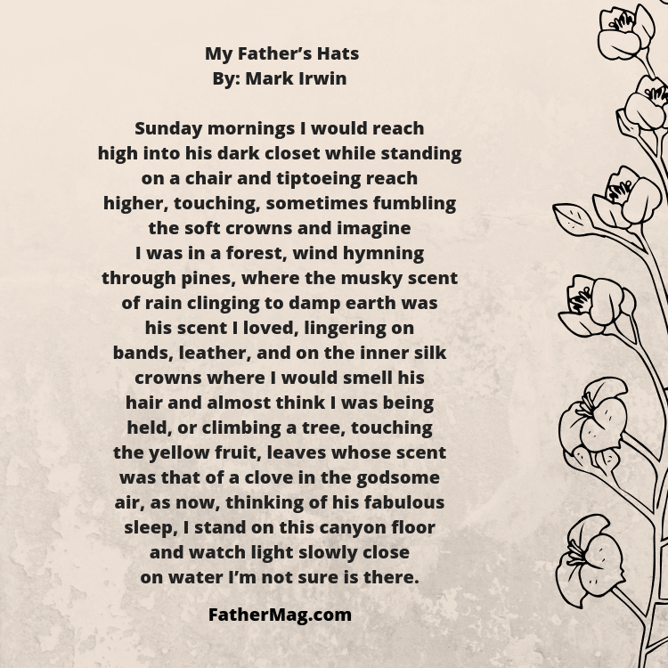 best father poem