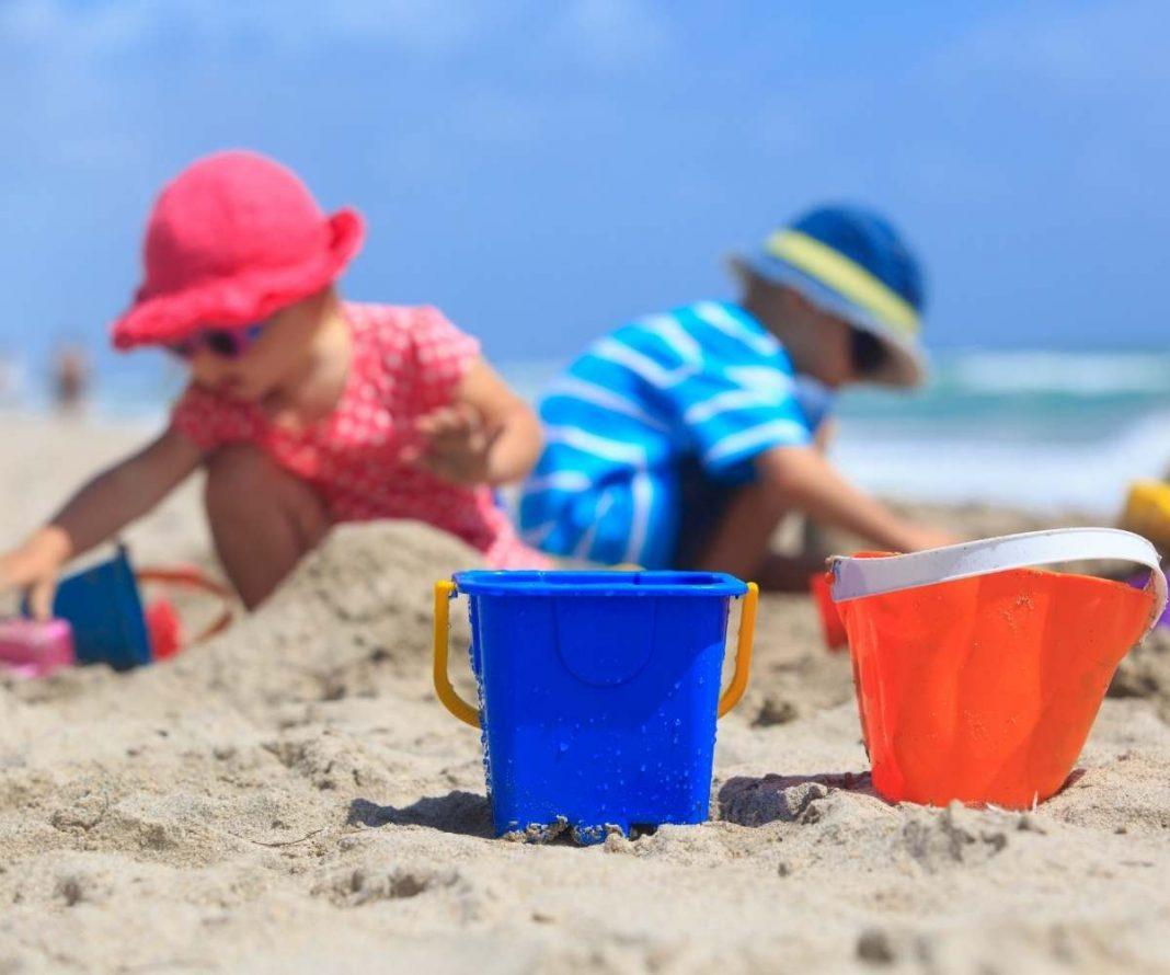 12 Sand Activities for Kids