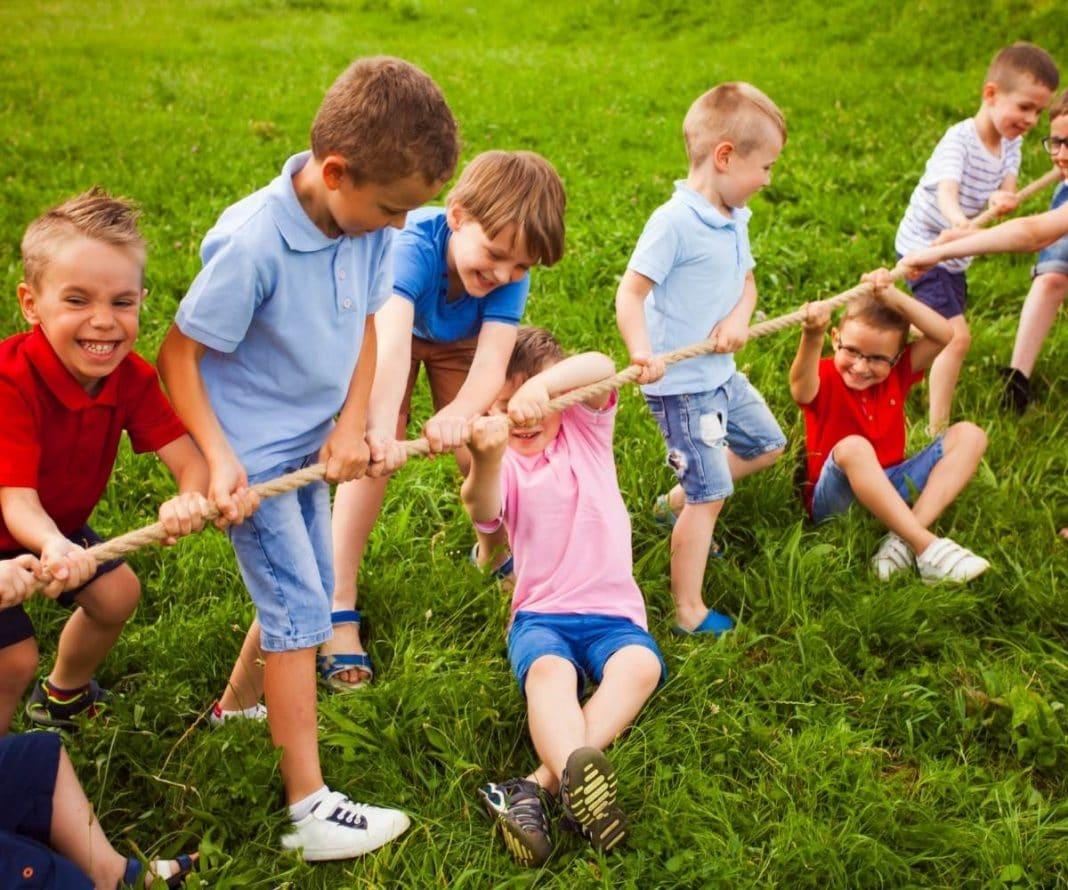 14 Outdoor Activities for Kids