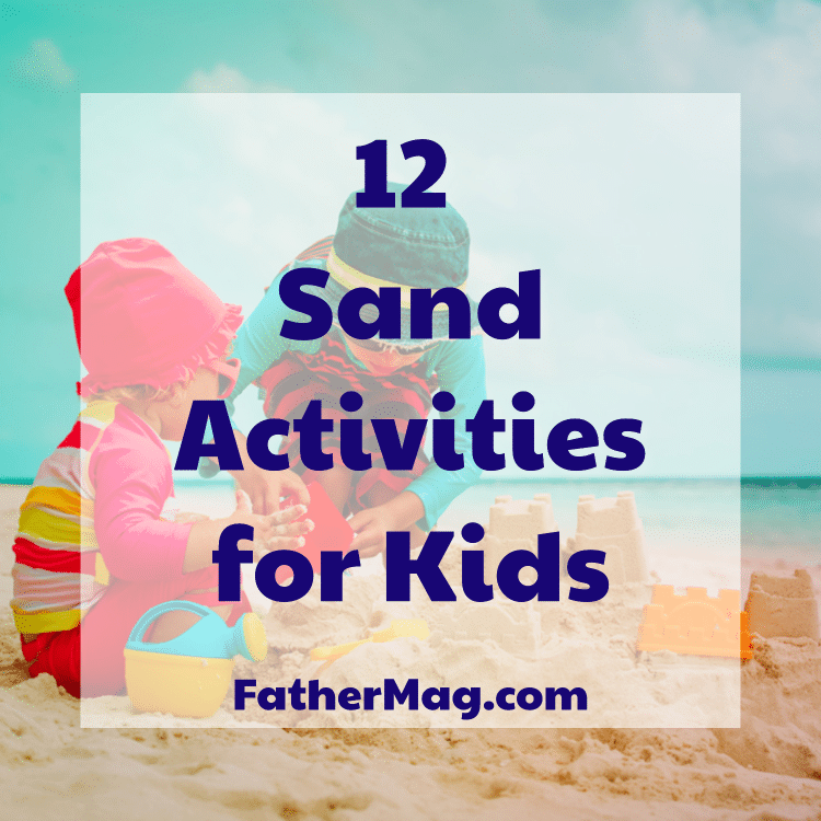 Sand Activities for Kids