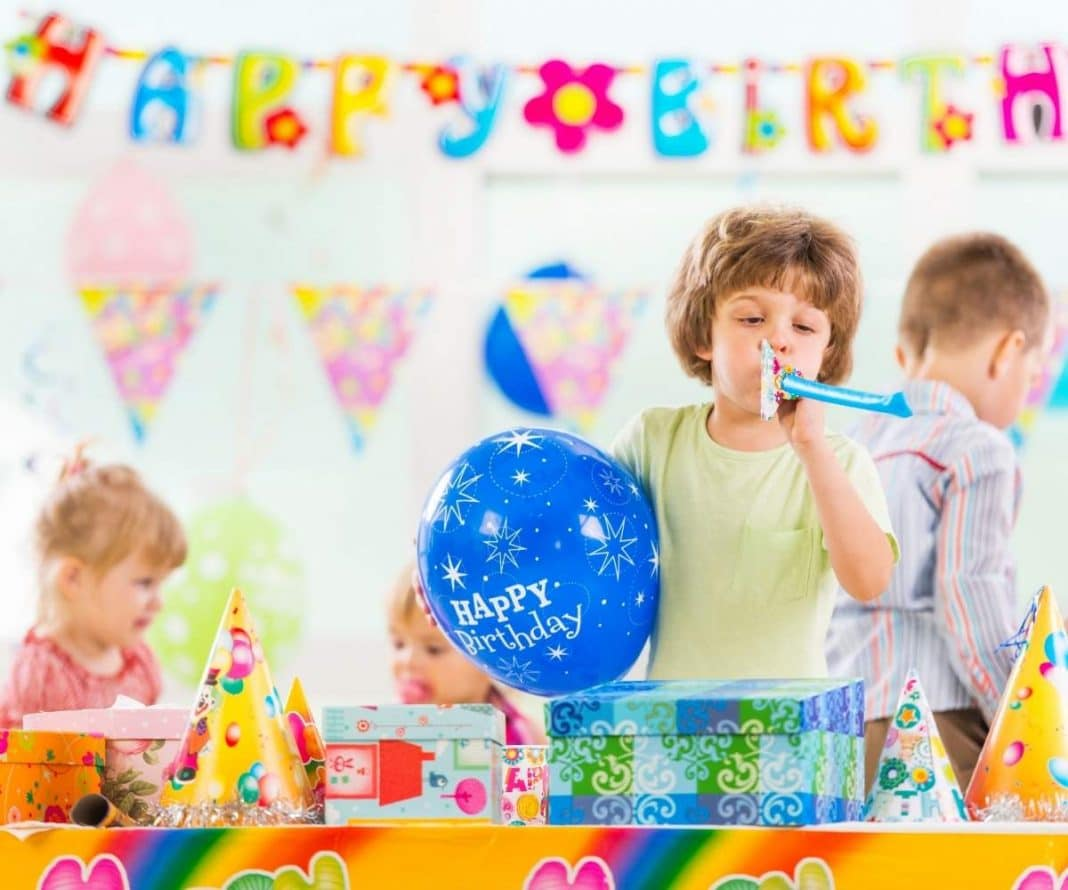 10 Birthday Party Themes for Boys