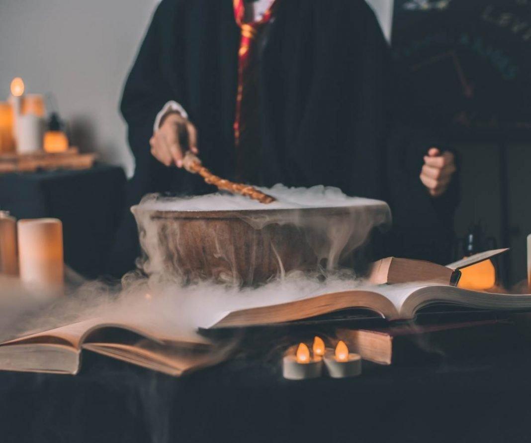 12 Harry Potter Party Ideas