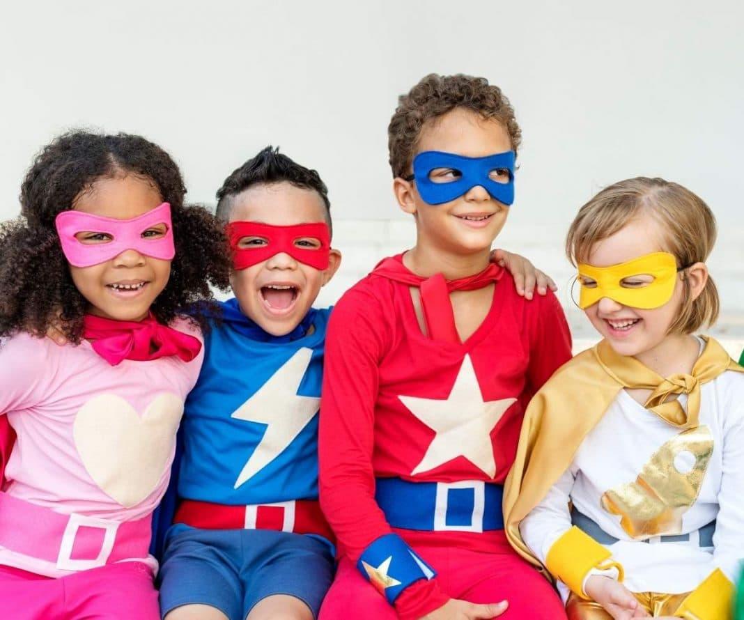 16 Superhero Games for Kids