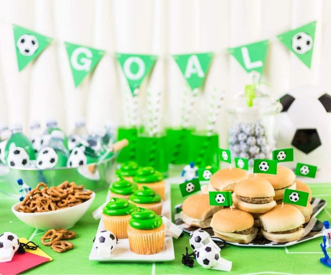 19 Soccer Party Ideas