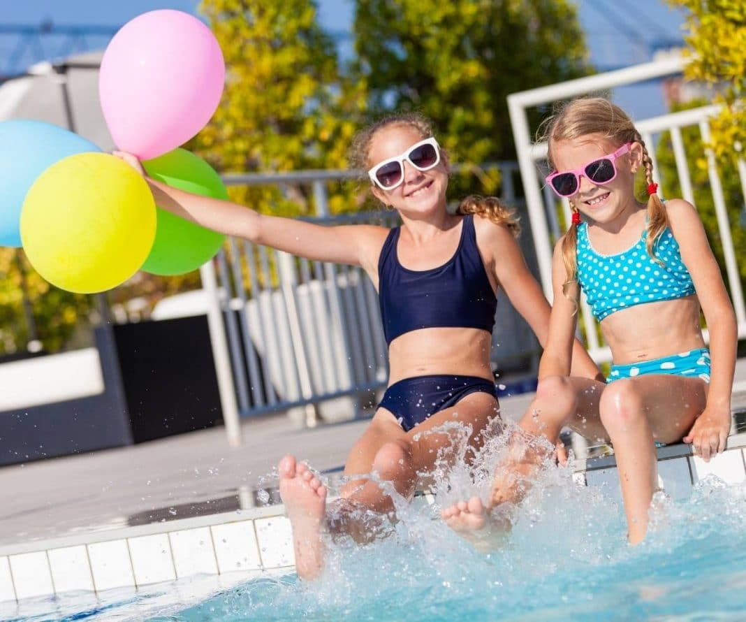 23 Pool Party Games for Kids