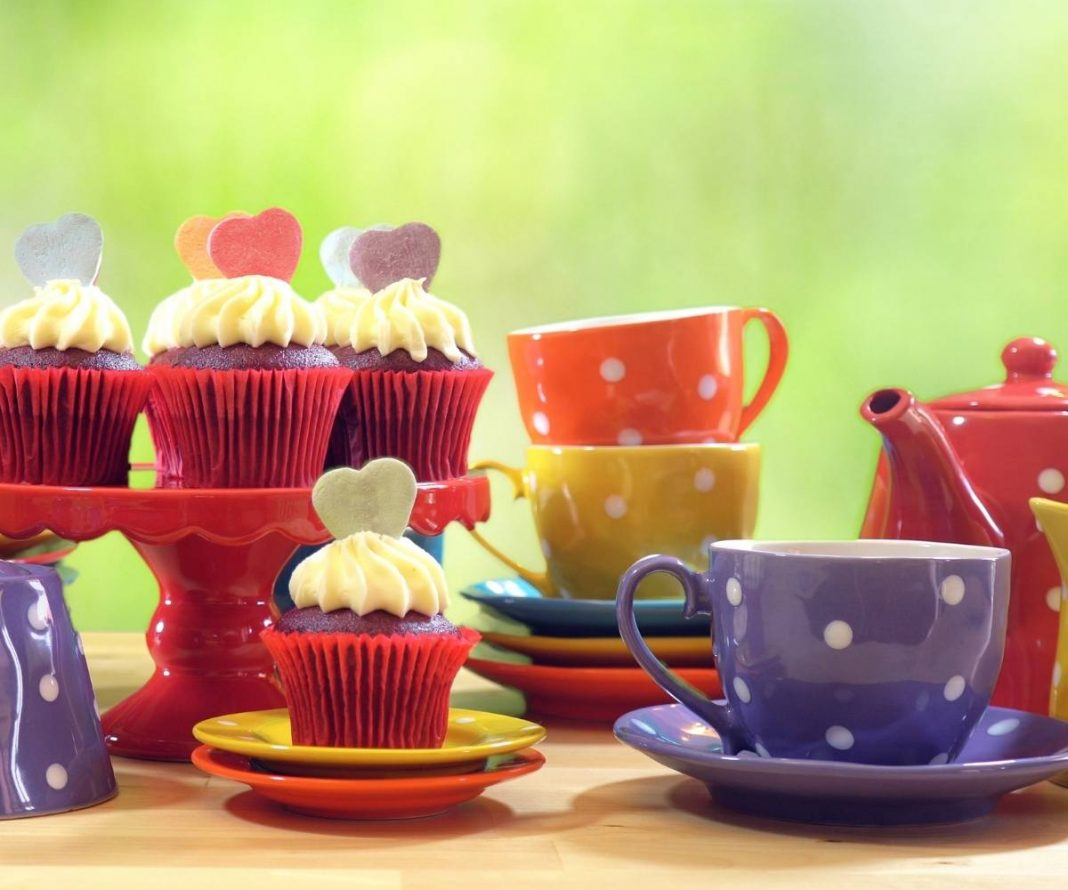 9 Tea Birthday Party Ideas