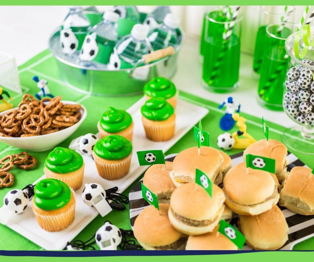 12 Sports Theme Party Ideas